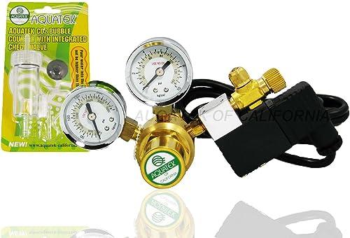 Basic AQUA TEK CO2 Regulator