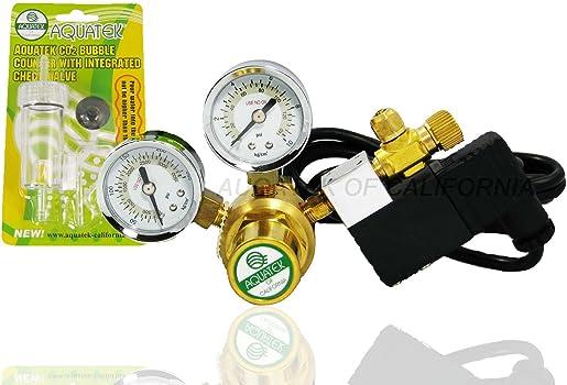 AQUATEK CO2 Mini Regulator