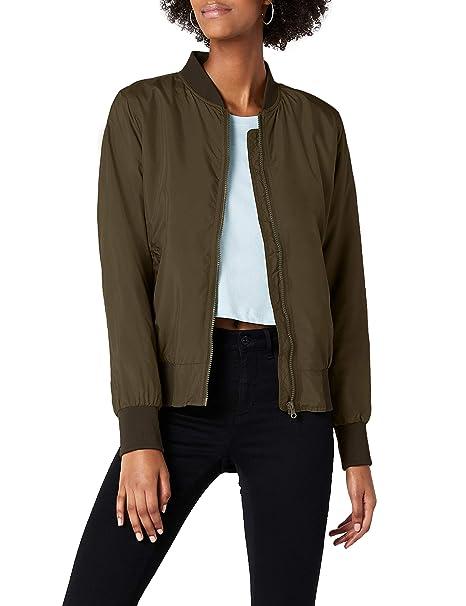 Urban Classics Damen Ladies Light Jacket Bomber Jacke