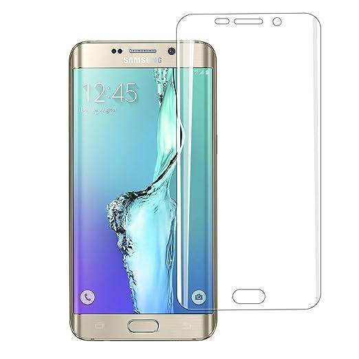 32 opinioni per Tinxi 84062 Pellicola Protettiva per Samsung Galaxy S6 Bordo Plus, Confezione da