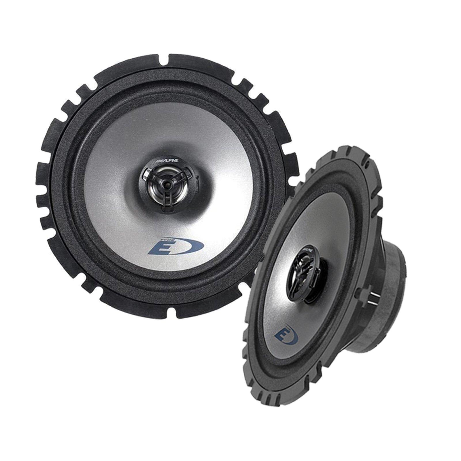 Kenwood KDC118 Car Radio AUX CD Player Receiver - Bundle Combo With 2x Alpine 6.5'' 80W 2-Way Coaxial Car Speakers + 2x 6x9 Inch 280W Black Speaker + Enrock 50 Ft 18G Speaker Wire by EnrockAudioBundle (Image #2)