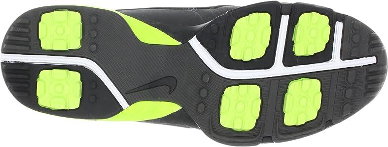 reputable site 55f0d 86d85 Men s Nike Lunar Bandon II Wide Golf Shoe,Midnight Fog Black Volt,10.5 W  US. Nike Golf Men s Nike Lunar Bandon ...