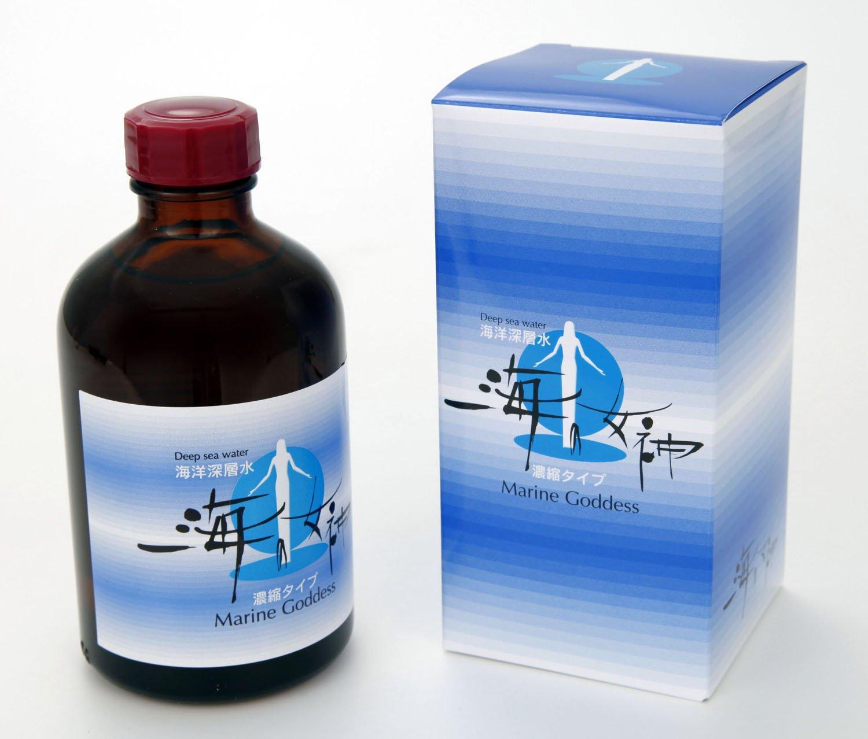 アプサライ by ATLAS 海洋深層水濃縮液加工品 海の女神(青)250ml B00860456Q