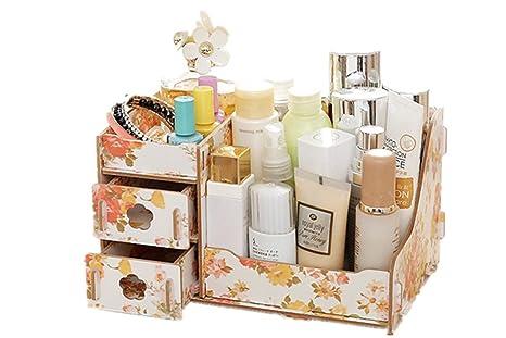 Scrivania Ufficio Organizzata : Fashion creative diy ufficio scatole portaoggetti da scrivania in
