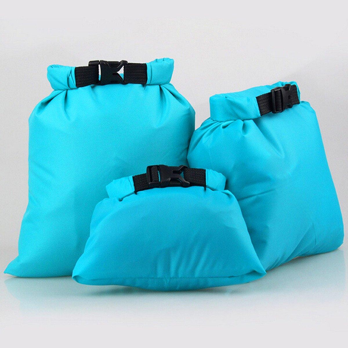 Generic yc-uk2–151124–190: Randomg custodia cover cove 1.5/2.5/3.5l set di 3custodia impermeabile campeggio canoa sacca impermeabile di colore: casuale set di 3WA YC_AME2_150319_640
