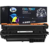 Cool Toner CHCE261A-C648A Compatible Toner Cartridge Replacement for HP CE261A 648A (Cyan)