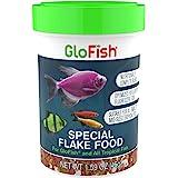 GloFish Special Flake Dry Fish Food for Brightness, 1.6 oz - 77003