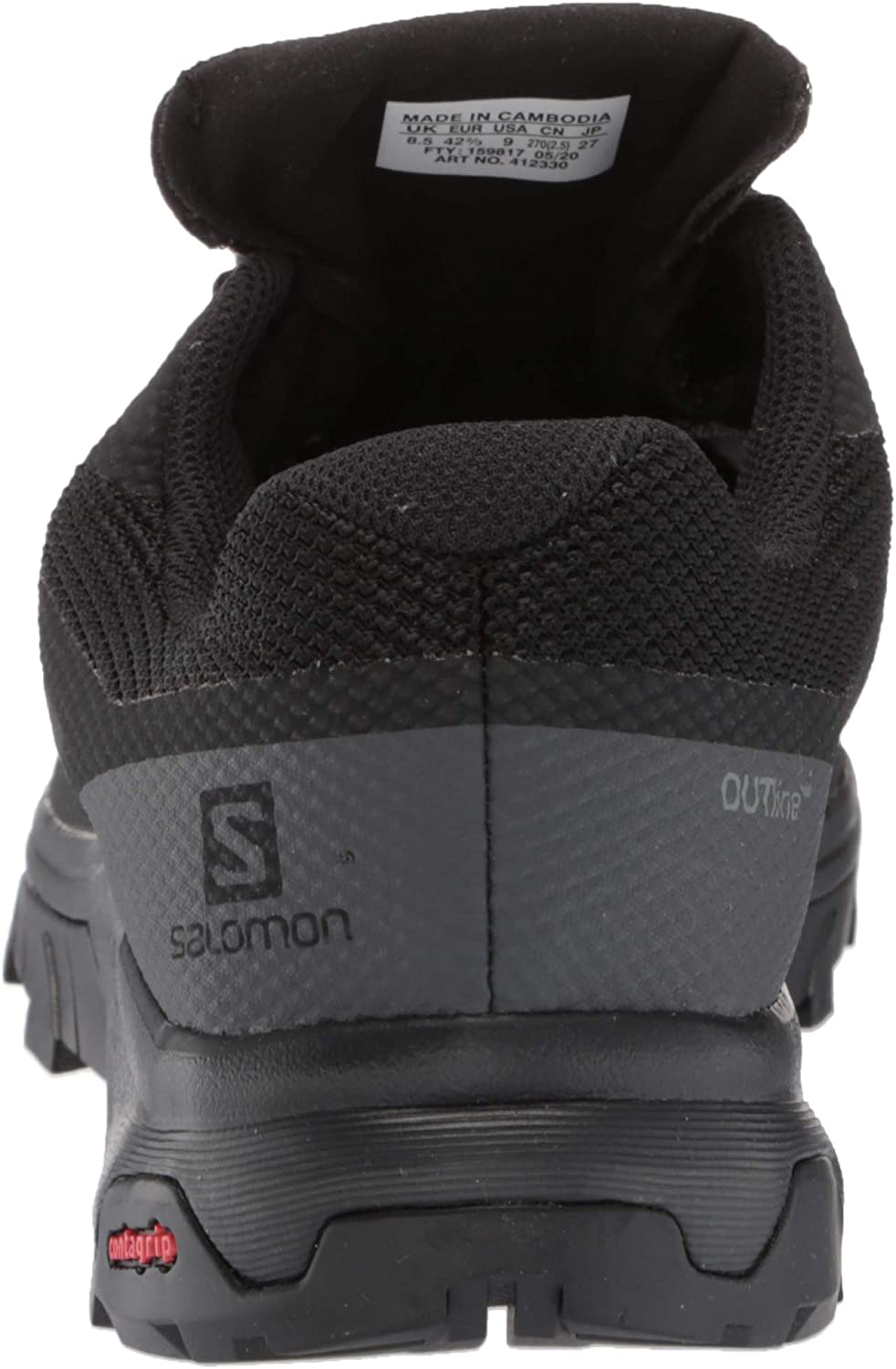 salomon outline gtx herren amazon