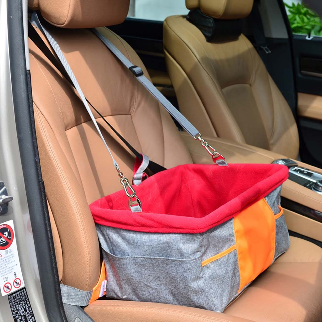 Auto Accessories Pet Car Seat Cover-Oxford Fabric Waterproof Car Back Seat Predector Pet Mat,Dog Seat Cover Suitable For Most Cars