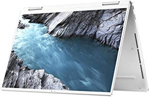 Dell XPS 13 7390 2 in 1 Core i7-1065G7 IRIS Plus 512GB PCIe SSD 16GB RAM FHD+ (1920x1200) Touch Screen Killer WiFi 6 AX Arctic White Win 10 Home (Renewed)
