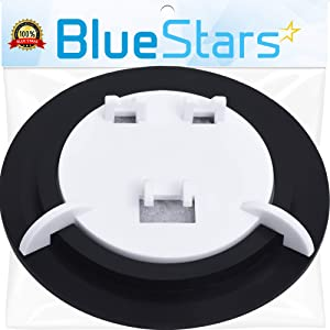 Ultra Durable WR17X11653 Refrigerator Dispenser Door Assembly Replacement Part by Blue Stars – Exact Fit For GE & Kenmore Refrigerators - Replaces AP3672582, WR17X11653, PS964304