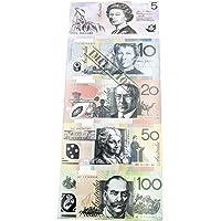 Australian Money Souvenir Notepad - All