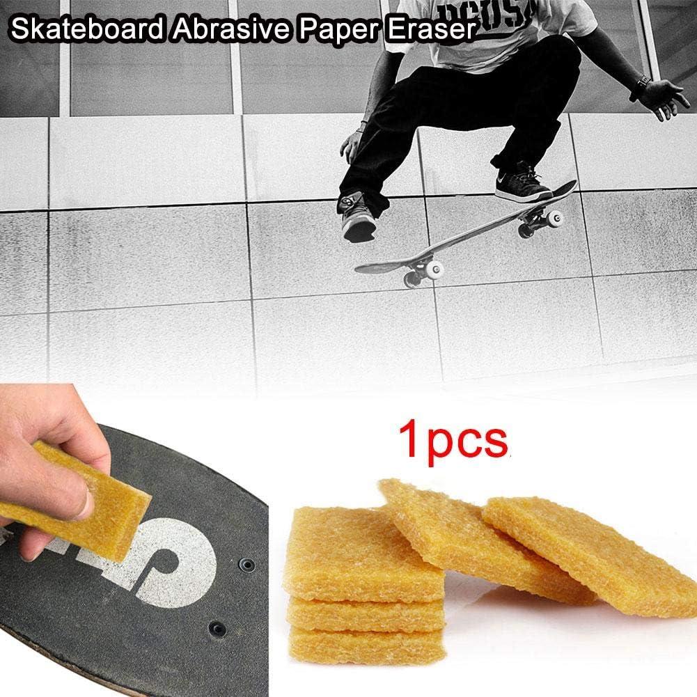1//5 St/ück Brilliant lossomly Reinigungsblock Gummi Skateboard Reiniger Schleifband Reinigungsblock Schmutzentferner Reinigungs Radierer /& Reinigungswerkzeug
