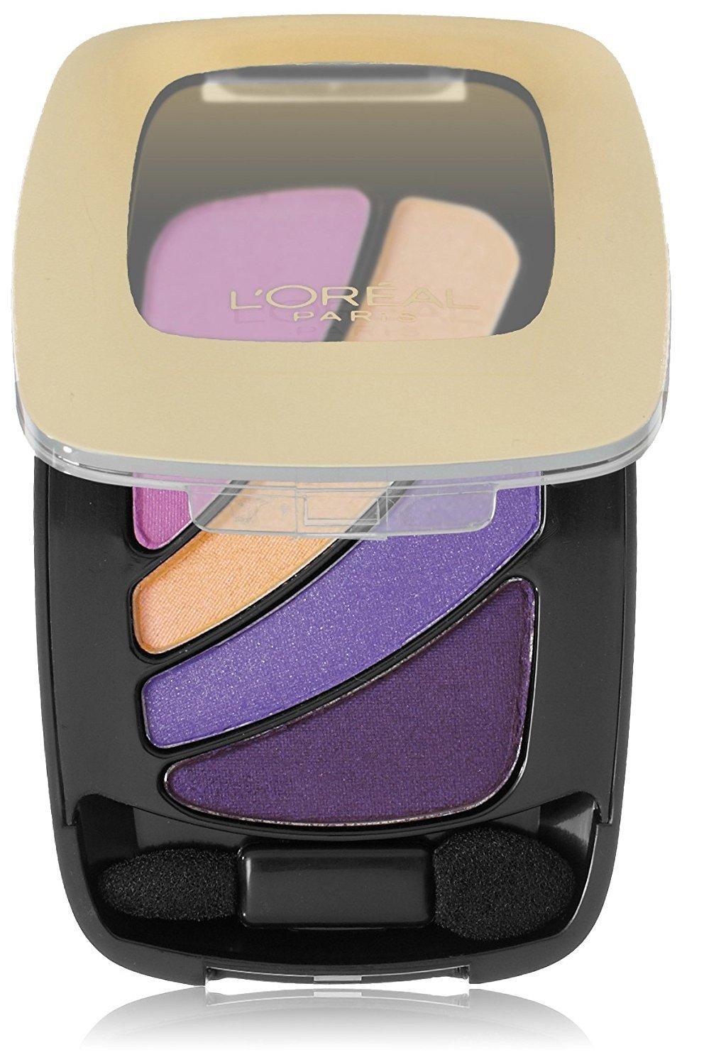 L'Oreal Paris Colour Riche Eye Shadow, Hollywood Icon, 0.17 Oz + FREE LA Cross 71817 Tweezer