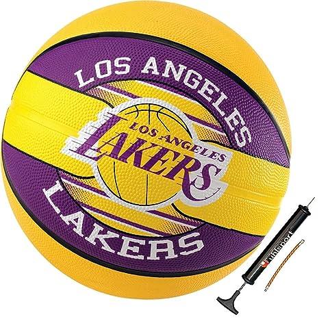 Spalding infantil de baloncesto equipo de NBA Los Ángeles Lakers ...