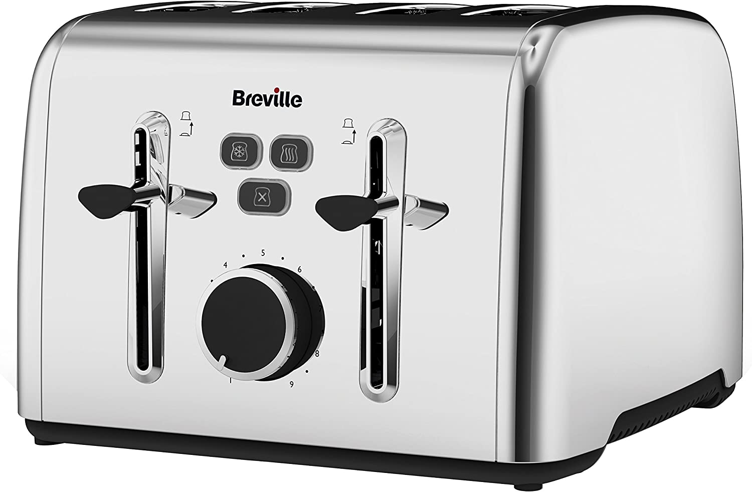 Breville Colour Notes 4 Slice Toaster