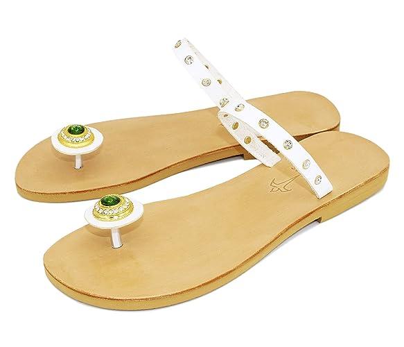 Amazon.com  Rhinestone Sandals