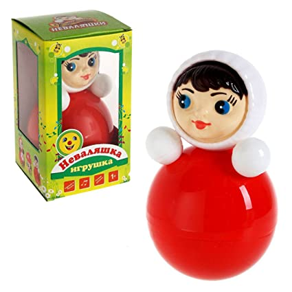 Amazon.com: Nevalyashka Classic bebé hecho en ruso ...