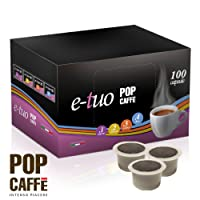 POP Caffè E-TUO .1 INTENSO 100 capsule