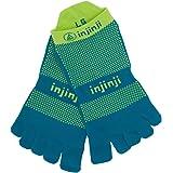 Injinji Run 2.0 CoolMax Chaussettes à orteils légères et invisibles