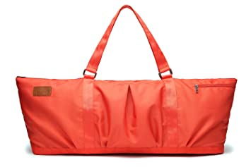 Elenture Extra Large Yoga Mat Bag Sports Gym Tote Pilates Carry All Kit