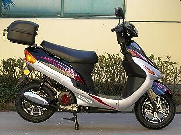 CRT Boom 49 cc gasolina Moped/patinete bd50qt-9 a 10
