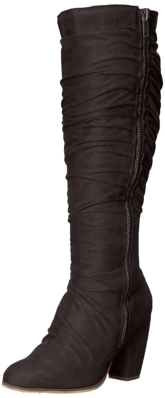 Michael Antonio Women's Eliah Slouch US|Black Boot B0721KZ685 11 B(M) US|Black Slouch 523647
