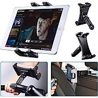 Tendak Uchwyt na tablet do roweru treningowego, przenośny samochodowy zagłówek bieżnia ćwiczenia siłownia kierownica…