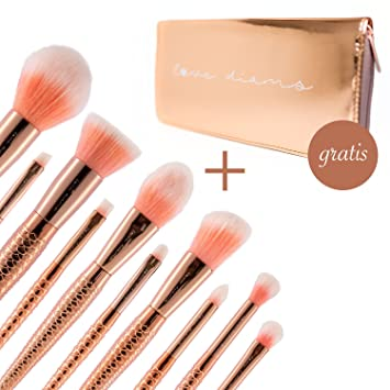 Make Up Pinsel Set Professionelles Schminkpinsel Set Hochwertige