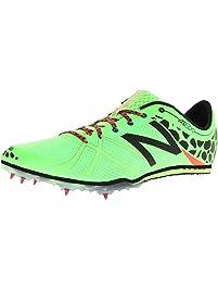 New Balance Men\u0027s MMD500 Spike Running Shoe,Green/Black,12 ...