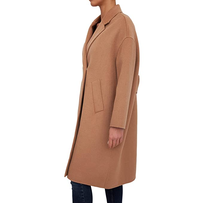 low priced 84e29 f4dfb Cappotto Twin-Set Donna PA8262 -T00044 Beige II185PA8262 ...