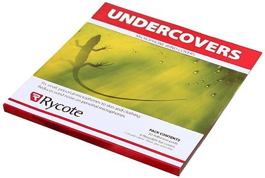 1 opinioni per Rycote 065102- Undercover per microfoni Lavalier, confezione da 30 pezzi, colore