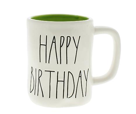 Amazon.com: Rae Dunn por Magenta feliz cumpleaños ll de ...