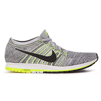 Nike Men's Flyknit Treak Grey/Green/White 835994-007