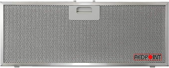 Filtro de aluminio para campanas Elica 458 x 177 x 9 mm: Amazon.es: Grandes electrodomésticos