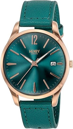 ロンドン ヘンリー