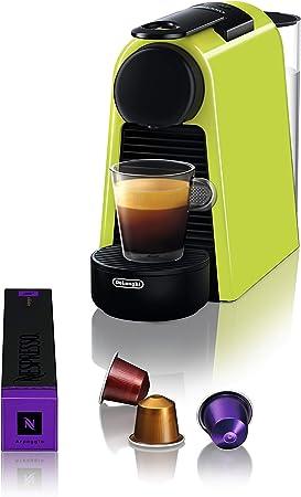 Nespresso DeLonghi Essenza Mini EN85.L - Cafetera monodosis de ...