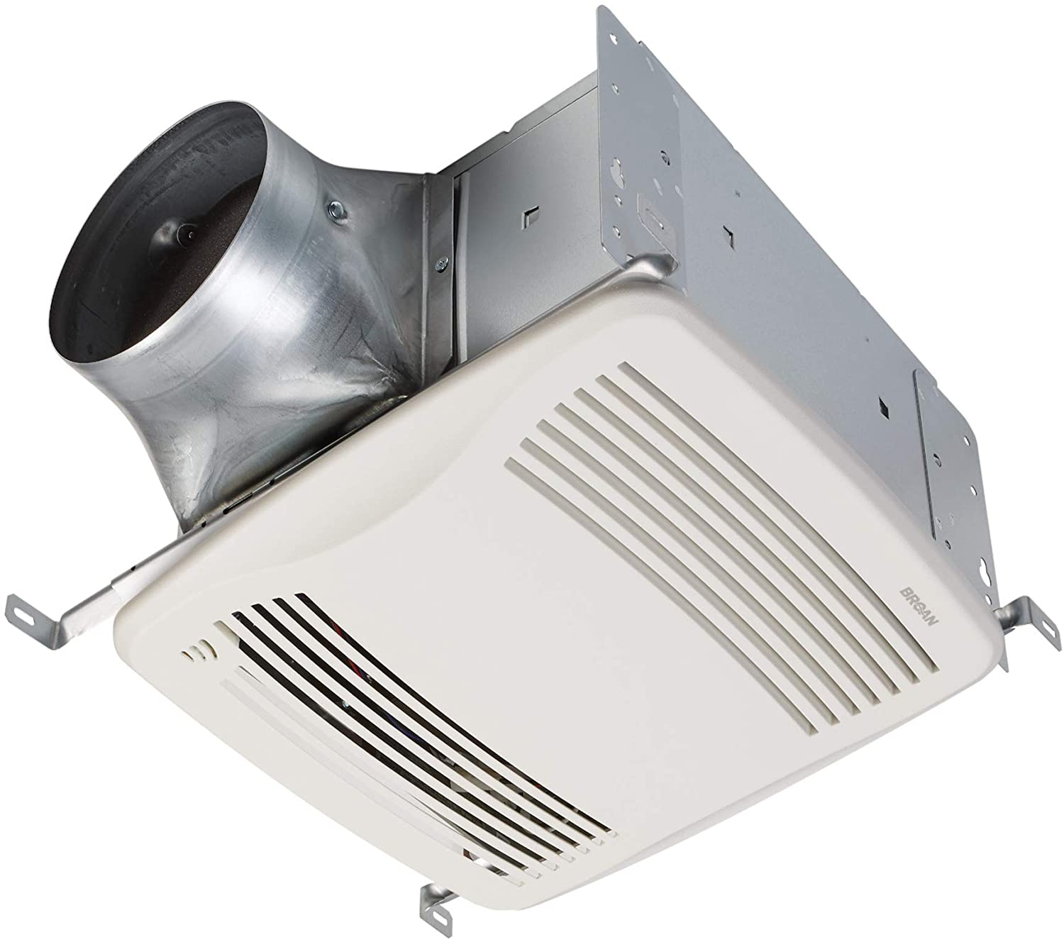 Broan-Nutone QTXE110S Ultra-Silent Humidity-Sensing Ventilation Fan,  Exhaust Fan for Bathroom and Home, ENERGY STAR Certified, 0.7 Sones, 110  CFM - Built In Household Ventilation Fans - Amazon.comAmazon.com