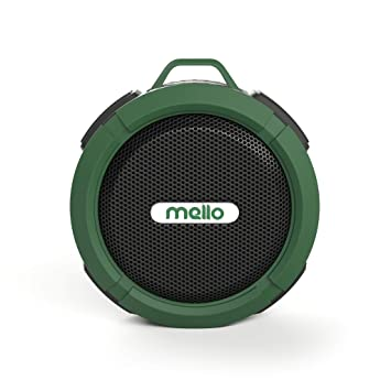Amazon.com: Mello Mini Altavoz de ducha – Bluetooth ...
