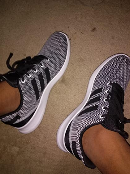 adidas Men's Cf Racer Tr Walking on clouds. Really comfortable