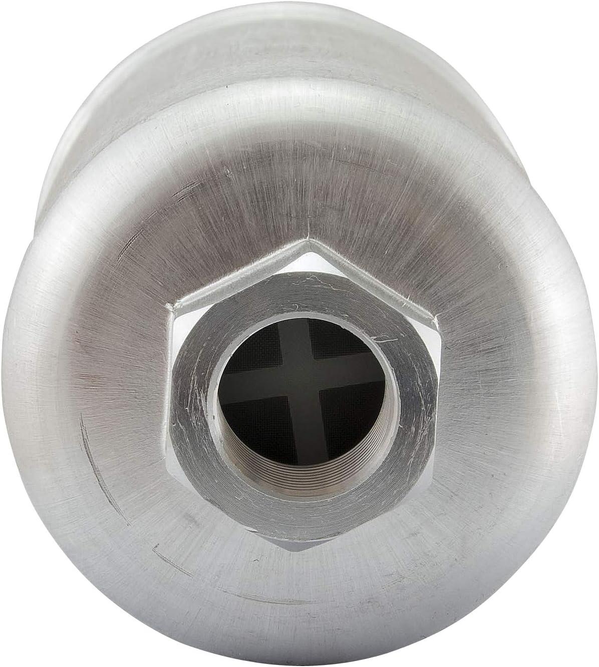 1,6 Liter Aluminium Catchtank inklusive 044 Kraftstoffpumpe
