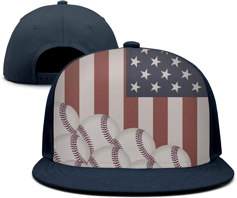 Unisex Hip Hop Caps Aloha Adjustable Baseball Cap Hats for Men Women