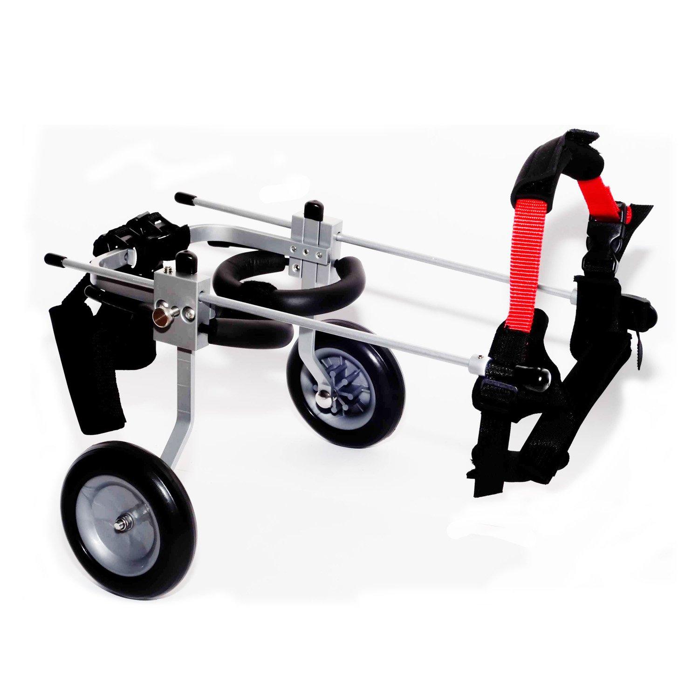 Best Friend Mobility BFMXXS-S&J Elite Dog Wheelchair, XX-Small