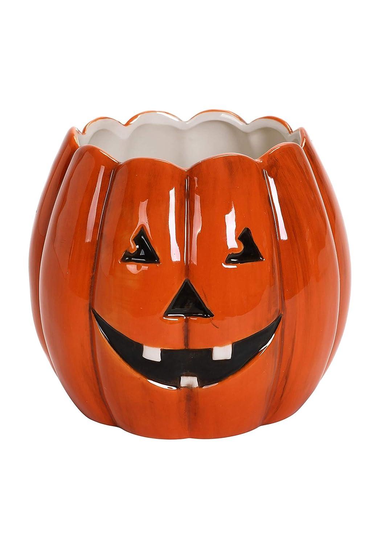 Halloween Pumpkin Dol Treat Bowl Standard Special T Imports Inc.