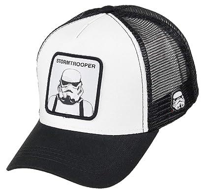 Casplab - Gorra Stormtrpper Star Wars - Blanca - Talla Unica ...