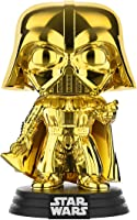 Funko Pop! Star Wars - Darth Vader (Gold Chrome) Galactic Convention Amazon Exclusive