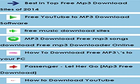 let her go mp3 free download