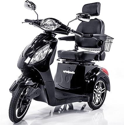 Amazon.com: e-wheels ew-36 alta potencia rápido 3 Rueda ...