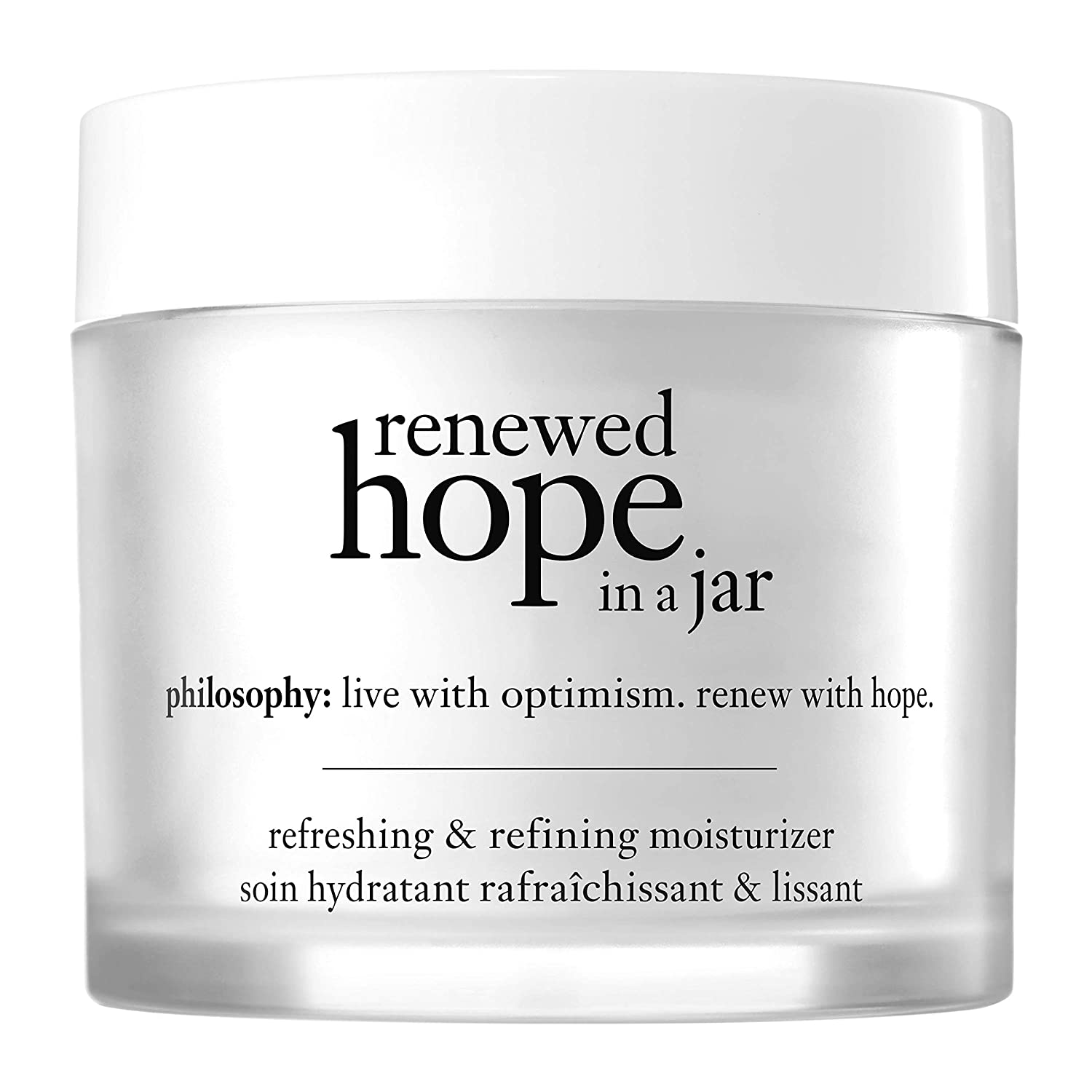 Renewed Hope in a Jar Moisturizer by Philosophy