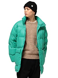 Nylon Down Jacket 11-18-4513-120: Turquoise
